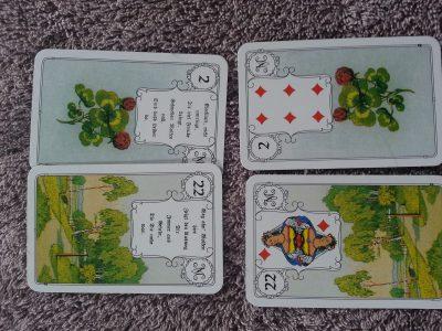 lachen-lebenslust.de /Kartenlegen